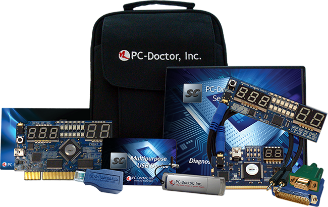 PC-Doctor Service Center 10.5 Premier Kit
